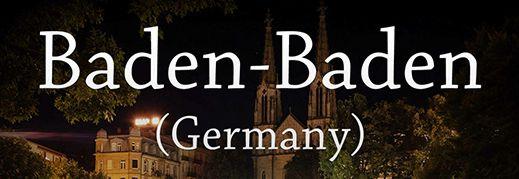 Roulette Baden-Baden